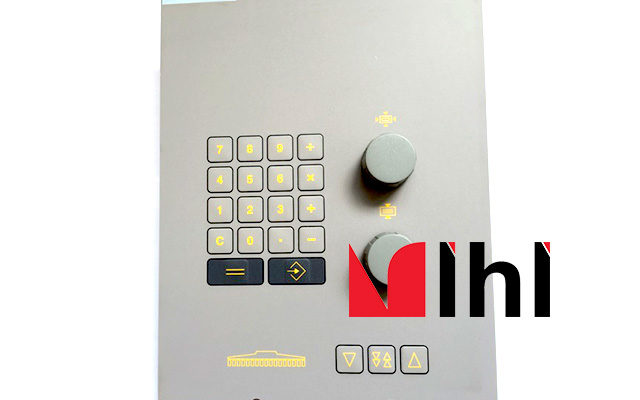 Control panel XT #050733